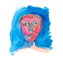 Face Blue